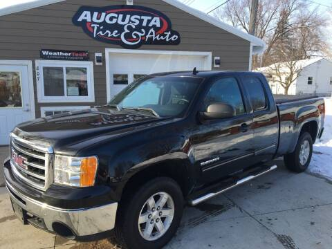2013 GMC Sierra 1500 for sale at Augusta Tire & Auto in Augusta WI