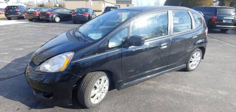 2010 Honda Fit for sale at PEKARSKE AUTOMOTIVE INC in Two Rivers WI