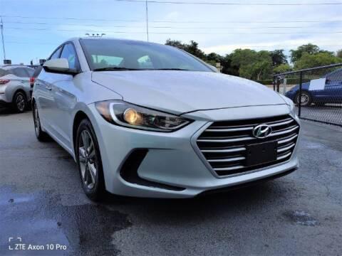 2018 Hyundai Elantra for sale at Start Auto Liquidation Center in Miramar FL