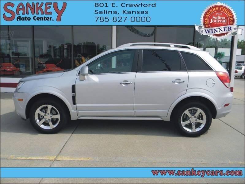 2012 Chevrolet Captiva Sport for sale at Sankey Auto Center, Inc in Salina KS