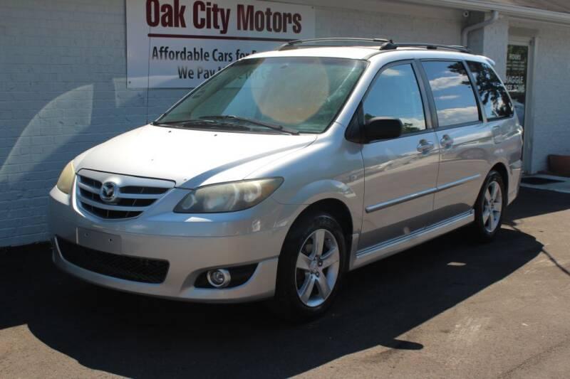 2005 Mazda MPV for sale at Oak City Motors in Garner NC