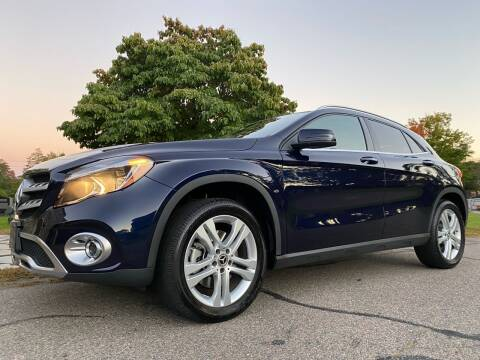 2019 Mercedes-Benz GLA for sale at Reynolds Auto Sales in Wakefield MA
