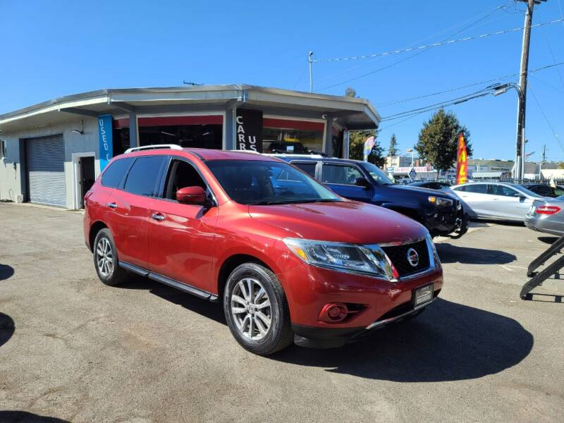 2016 Nissan Pathfinder for sale at Imports Auto Sales & Service in San Leandro CA