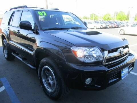2007 Toyota 4Runner for sale at Choice Auto & Truck in Sacramento CA