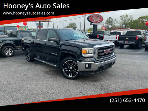 2015 GMC Sierra 1500 for sale at Hooney's Auto Sales in Theodore AL