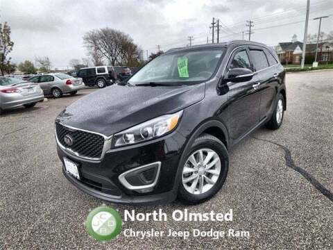2017 Kia Sorento for sale at North Olmsted Chrysler Jeep Dodge Ram in North Olmsted OH