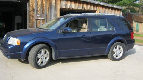 2006 Ford Freestyle for sale at Spear Auto Sales in Wadena MN