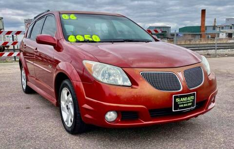 2006 Pontiac Vibe for sale at Island Auto Express in Grand Island NE
