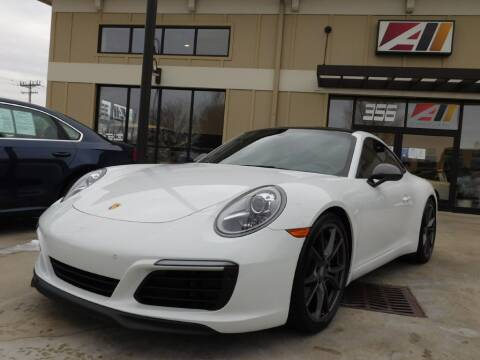 2018 Porsche 911 for sale at Auto Assets in Powell OH