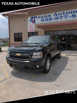 2007 Chevrolet Avalanche for sale at TEXAS AUTOMOBILE in Houston TX