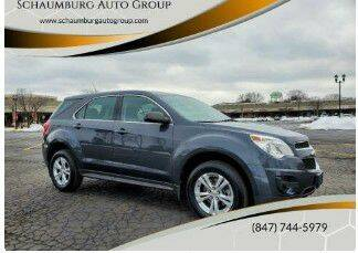 2011 Chevrolet Equinox for sale at Schaumburg Auto Group in Schaumburg IL