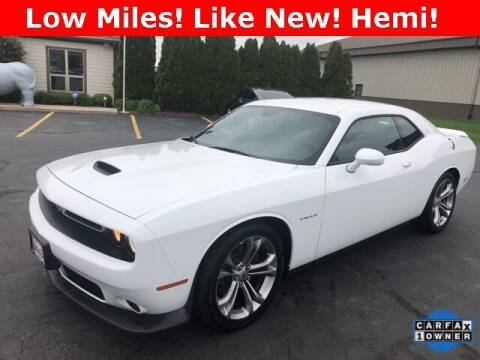 2020 Dodge Challenger for sale at Rino's Auto Sales in Celina OH