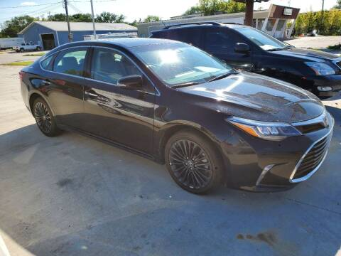 2018 Toyota Avalon for sale at GOOD NEWS AUTO SALES in Fargo ND