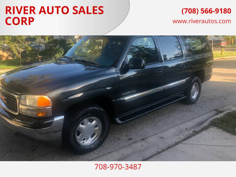 2003 GMC Yukon XL for sale at RIVER AUTO SALES CORP in Maywood IL
