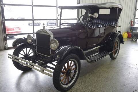 1927 Ford Model T for sale at Platinum Motors LLC in Heath OH