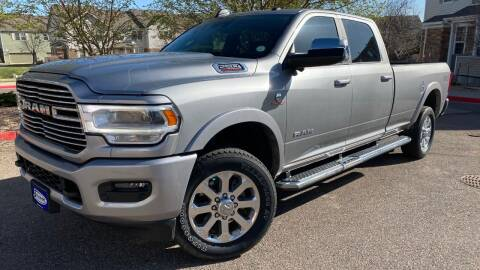 2019 RAM Ram Pickup 2500 for sale at Zapp Motors in Englewood CO