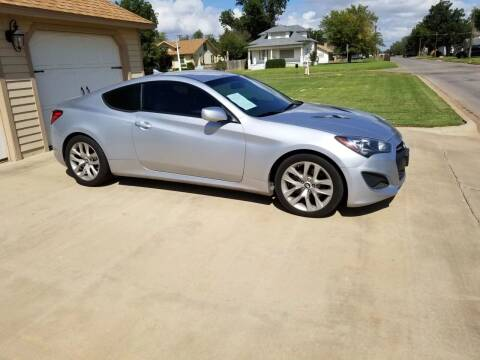2013 Hyundai Genesis Coupe for sale at Eastern Motors in Altus OK
