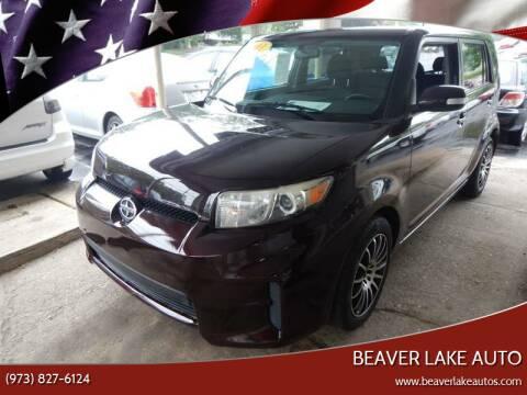 2011 Scion xB for sale at Beaver Lake Auto in Franklin NJ