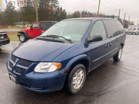 2002 Dodge Grand Caravan for sale at Affordable Auto Sales in Webster WI