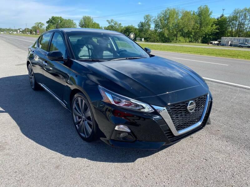 2019 Nissan Altima for sale at Tennessee Auto Brokers LLC in Murfreesboro TN