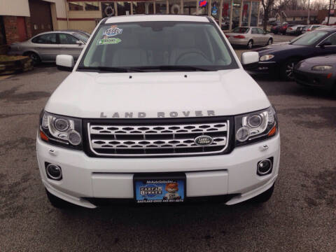 2014 Land Rover LR2 for sale at MR Auto Sales Inc. in Eastlake OH