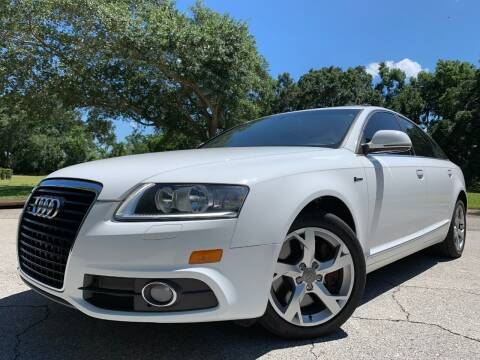 2011 Audi A6 for sale at FLORIDA MIDO MOTORS INC in Tampa FL