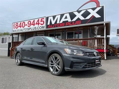 2016 Volkswagen Passat for sale at Maxx Autos Plus in Puyallup WA