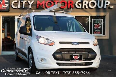 2016 Ford Transit Connect Cargo for sale at City Motor Group, Inc. in Wanaque NJ