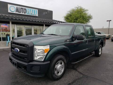 2011 Ford F-250 Super Duty for sale at Auto Hall in Chandler AZ