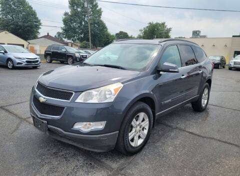 2009 Chevrolet Traverse for sale at Samford Auto Sales in Riverview MI