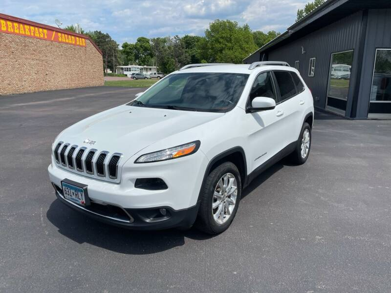 2015 Jeep Cherokee for sale at Welcome Motor Co in Fairmont MN