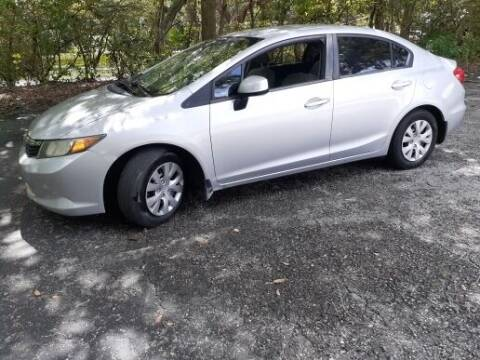 2012 Honda Civic for sale at Royal Auto Trading in Tampa FL