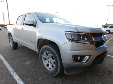 2016 Chevrolet Colorado for sale at Stanley Chrysler Dodge Jeep Ram Gatesville in Gatesville TX
