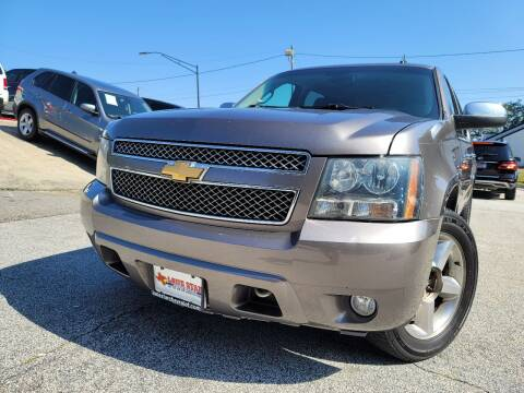 2013 Chevrolet Suburban for sale at Philip Motors Inc in Snellville GA