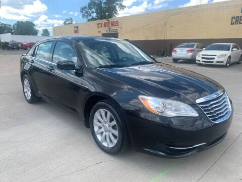 2011 Chrysler 200 for sale at City Auto Sales in Roseville MI