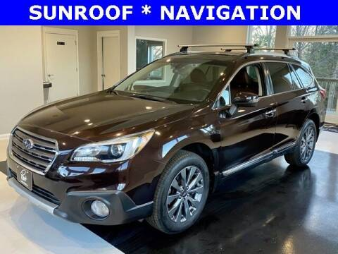 2017 Subaru Outback for sale at Ron's Automotive in Manchester MD
