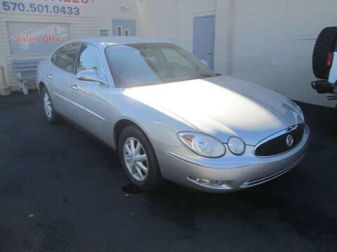 2006 Buick LaCrosse for sale at Small Town Auto Sales in Hazleton PA