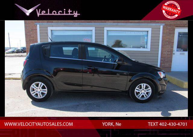 2012 Chevrolet Sonic for sale in York, NE
