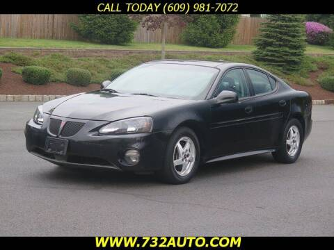 2004 Pontiac Grand Prix for sale at Absolute Auto Solutions in Hamilton NJ