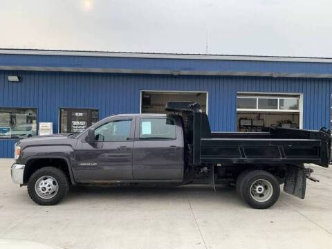 2015 GMC Sierra 3500HD CC for sale at Twin City Motors in Grand Forks ND
