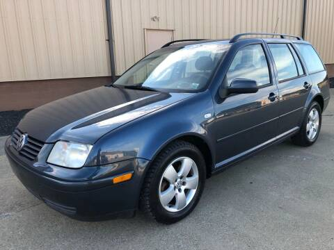 2005 Volkswagen Jetta for sale at Prime Auto Sales in Uniontown OH