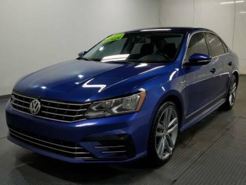 2017 Volkswagen Passat for sale at NW Automotive Group in Cincinnati OH