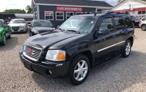 2008 GMC Envoy for sale at Y City Auto Group in Zanesville OH