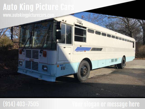 2000 Thomas Prison Bus for sale at Auto King Picture Cars - Rental in Westchester County NY