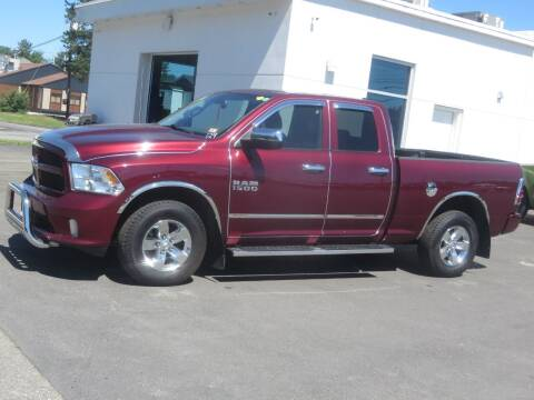 2016 RAM Ram Pickup 1500 for sale at Price Auto Sales 2 in Concord NH