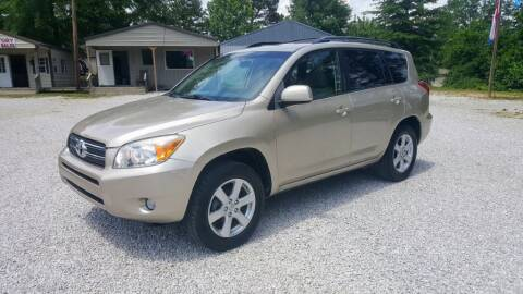 2008 Toyota RAV4 for sale at Victory Auto Sales LLC in Mooreville MS
