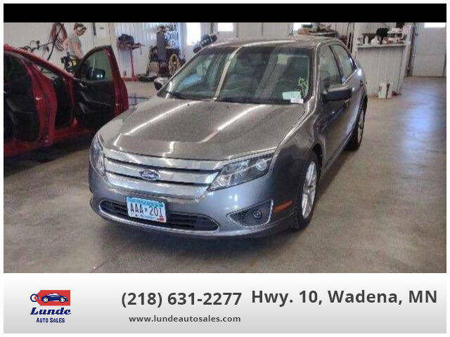 2011 Ford Fusion for sale in Wadena, MN