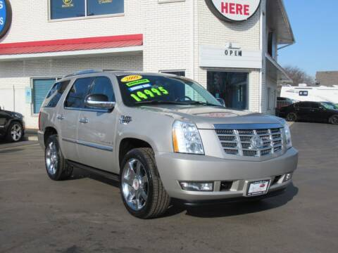 2009 Cadillac Escalade for sale at Auto Land Inc in Crest Hill IL
