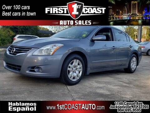 2010 Nissan Altima for sale at 1st Coast Auto -Cassat Avenue in Jacksonville FL