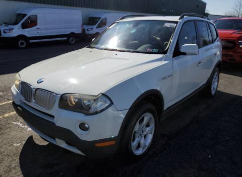 2007 BMW X3 for sale at Penn American Motors LLC in Emmaus PA